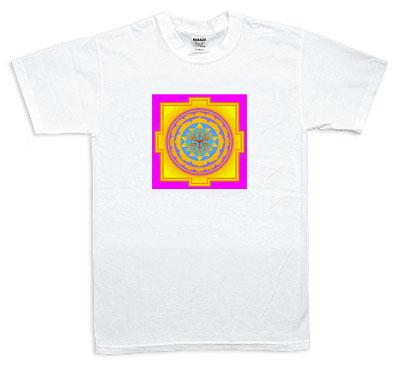 Koszulka - Śri Yantra